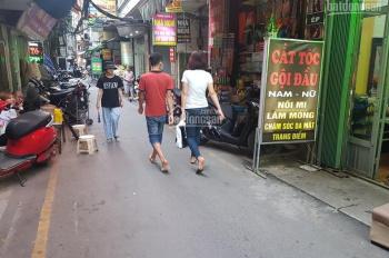 Sầm uất bậc nhất - Ô tô tránh nhau phố Lê Thanh Nghị - Quận Hai Bà Trưng - 5.6 tỷ - LH 0915676667