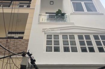 Bán nhà Trần Quang Diệu, P. 14, Quận 3, DT 4.5x18m, 4 tầng nhà đẹp, giá chỉ 12.6 tỷ TL