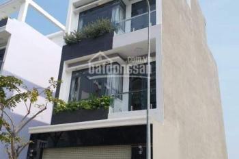 Chính chủ cần bán nhà phố đường D1, KDC Phú Mỹ, Q.7, DT: 90m2, 1 trệt, 1 lửng, 3 lầu