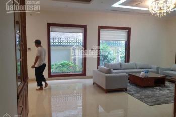Cho thuê biệt thự mới, sang trọng KĐT Bắc Linh Đàm. DT 240m2 XD 100m2x3,5t, MT 9m, giá 33tr/th