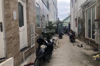 Bán nhà riêng 1/ đường Hoài Thanh Quận 8 giá rẻ chính chủ, SHR. LH 0908697090