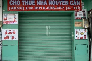 Cho thuê nhà nguyên căn thích hợp KD, đường Cộng Hoà, Phường 12, Quận Tân Bình LH 0916685457