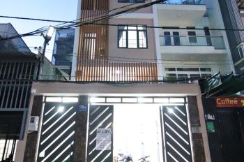 Mặt bằng mới xây ở Nguyễn Văn Thương Bình Thạnh có sẵn máy lạnh cửa kính khu đông đúc khu văn phòng
