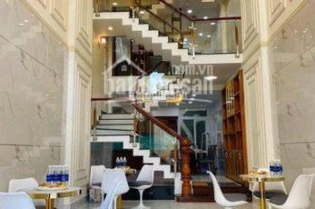 Bán nhà mới, 1 trệt 3 lầu, 5PN, 5WC, 64m2, ngay đường Hưng Phú, quận 8, liên hệ: 0796 631 632