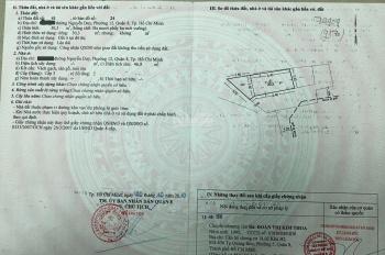 Bán nhà 1 sẹc đường Nguyễn Duy, Q. 8, 46.8m2, SHR, 2.2 tỷ