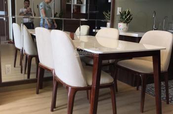 Cho thuê căn hộ Phúc Thịnh, Q5, DT 100m2, 2PN, nội thất Châu Âu. Tel: 0938591790