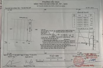 Đất nền sổ đỏ từng lô, Phú Mỹ, Bà Rịa Vũng Tàu, giá chỉ 970tr/nền