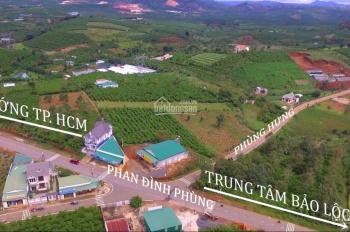 Bán gấp trong tuần: Đất nền biệt thự Phùng Hưng, TP Bảo Lộc, hướng Đông, Đông Bắc. Giá chỉ 370 tr