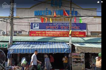 Mặt tiền chợ Nguyễn Đình Chiểu, P. 4, Phú Nhuận, DT 5mx10m, kết cấu 5 tầng, nhà mới, giá 12.6 tỷ