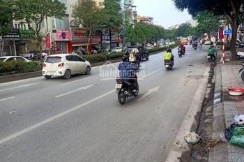 Bán nhà mặt phố Nguyễn Văn Cừ, kinh doanh đỉnh, ô tô, DT 140m2, mặt tiền siêu sang 6,6m, 19,8 tỷ