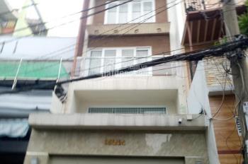Cho thuê nhà mặt tiền Nơ Trang Long P7=ngay ngã tư diện tích: 4x22m 3 lầu = 7PN. 35 triệu/tháng