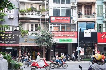 Bán nhà MP Tôn Đức Thắng 81m2, xây 6 tầng, thang máy, MT 5m: 25 tỷ; LH Phú Trần: 098.9585039