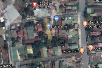 Cho thuê 2 lô đất TP BMT, Đắk Lắk, cổng sau Đại học Tây Nguyên, 6x40, 30x33m