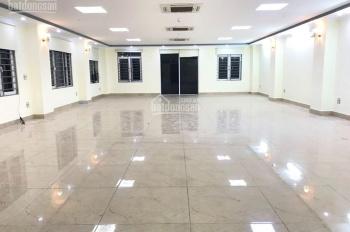 Tôi có văn phòng cho thuê ở mặt phố Nguyễn Trãi 120m2, giá 25 triệu/tháng