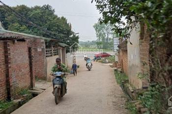 Bán lô góc tài chính hơn 700tr tại thôn 5 Hạ Bằng, cách đường Vành Đai khu CNC Hòa Lạc chỉ 150m