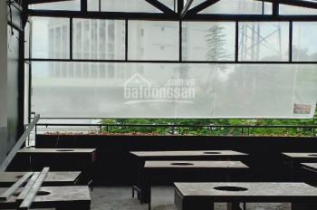 Cho thuê MB nhà hàng, triển lãm, phòng khám,... Góc. 2 MT Nguyễn Thiện Thuật ngang 12m, giá 70tr/th