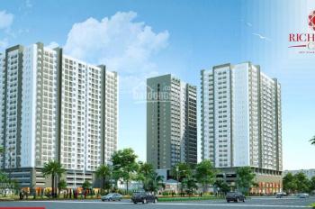 Bán căn hộ Richmond Nguyễn Xí, 67 - 73m2 2PN 2WC, giá 2.92 tỷ, view Q. 1 vào ở ngay. LH 0914647097