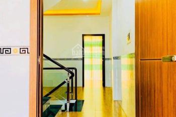 Cho thuê nhà nguyên căn hẻm 16m Bình Long, DT: 4x16m đúc 3.5 tấm giá 13tr/tháng