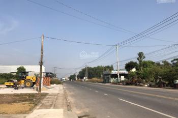 Cần bán gấp đất MT Kênh Tân Hóa đối diện công viên Đầm Sen, giá TT 2,4 tỷ, LH: 0899005759