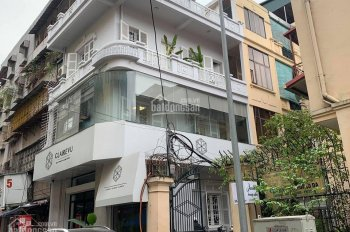 Cho thuê nhà mặt tiền siêu đẹp mặt phố Văn Cao, 65m2 x 3t, mt 17m, 64tr/th. Lh Long: 0378513333