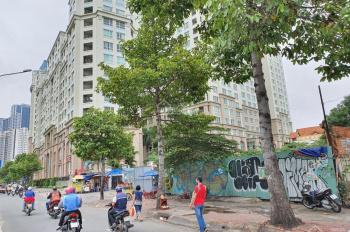 Bán nhà mặt tiền Trần Hưng Đạo 12x33m vuông vức đẹp giá 98 tỷ