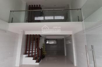 Cho thuê nhà nguyên căn mới xây đẹp 60m2 x 5 tầng, phố Đức Giang đường ô tô 8m, 15tr/th