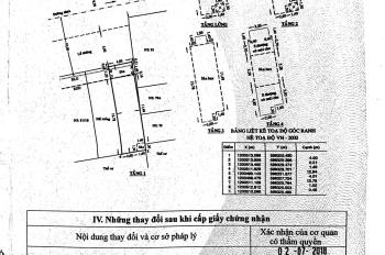 Bán nhà HXH 12m 81/1 Đường Số 59, P. 14, Q. Gò Vấp, 4x15m, 1 trệt 4 lầu, giá 9.9 tỷ 0904466721