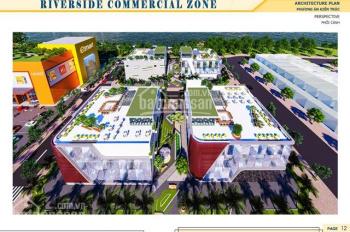 Đất ngay chợ phường 2 liền kề tiện kinh doanh - mở quán cafe làm nhà hàng - khách sạn 0383888577