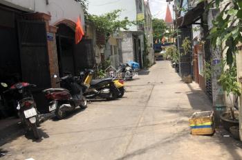 Cho thuê nhà nguyên căn hẻm 6m thông đường Vườn Lài, P. Tân Thành, Q. Tân Phú