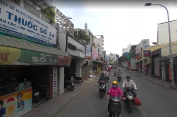 Cho thuê mặt bằng nhà nguyên căn MT Nguyễn Văn Đậu, P5, Bình Thạnh. DT 8x27m trệt 2 lầu sân thượng