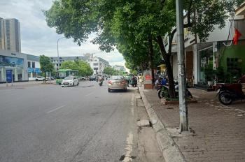 Cực hiếm - bán nhà mặt phố Mạc Thái Tông 50m2, vỉa hè siêu rộng giá chưa đầy 300 triệu/m2