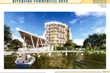 Đất trung tâm phường 2 chỉ đóng trước 300tr sinh lời 15% có thể mở quán nhậu liền chợ 0383888577