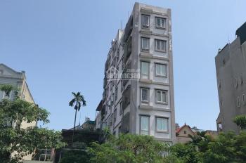 Bán nhà mặt phố Hoàng Cầu, Yên Lãng, 22 tỷ 60m2 mặt tiền 5m xây 5 tầng lô góc cho thuê giá cao