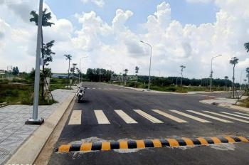 Đất nền tuyến Vành Đai III - Tỉnh Lộ 8 sổ hồng thị trấn Tân Quy, Củ Chi giá đầu tư 390tr/90m2, XDTD