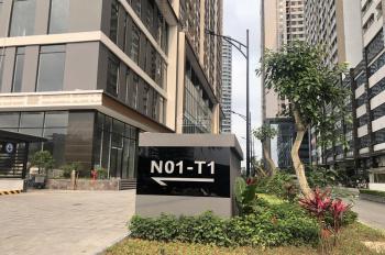 Bán căn hộ B2103 tòa N01T1 - Ngoại Giao Đoàn, DT 95m2, TK 3PN, 2WC view hồ điều hòa. Giá 3,8 tỷ
