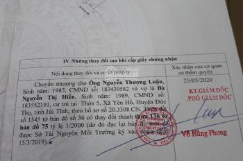 Bán đất phường Phước Hòa, thị xã Phú Mỹ, tỉnh Bà Rịa Vũng Tàu