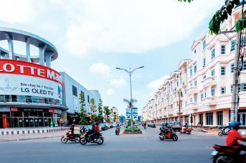 Cho thuê nhà mặt tiền 30m đối diện Lotte Mart Nguyễn Văn Lượng 75 triệu/th/căn