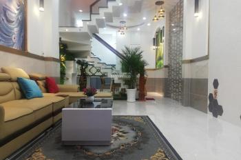 Bán nhà Gò Vấp Quang Trung, phường 14, nhà phố tuyệt đẹp full nội thất giá 5.55 tỷ