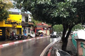 Bán đất mặt phố Nguyễn Đình Thi diện tích 101m2, mặt tiền 6.6m, giá 47 tỷ, KD cực đỉnh