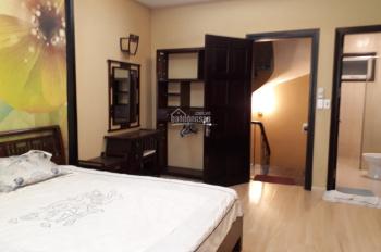 Cho thuê nhà 5 tầng diện tích 50m2 mặt sàn, đường Lạc Long Quân, khu vực Xuân La