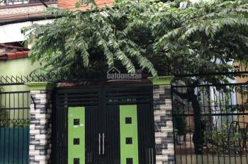 Cho thuê gấp căn biệt thự trong khu dự án 66 hecta P. Tân Hưng Thuận, Q12 có DT: 7m x15=23tr/ th