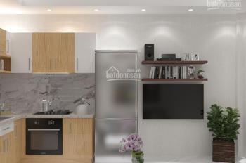 Bán tòa chung cư mini mới hiệu suất cho thuê khủng, thang máy, 85m2, 7 tầng, lô góc, giá 12,5 tỷ