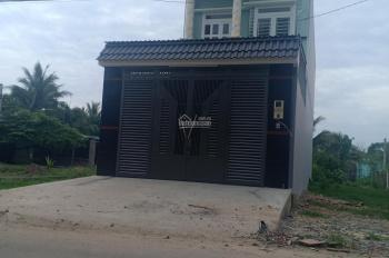 Bán nhà sổ hồng riêng 5x21 thổ cư 100% mặt tiền đường nhựa. Xã Phước Vĩnh An, huyện củ Chi, TP HCM