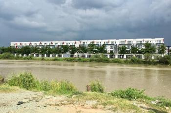 Bán đất góc 2 mặt tiền sông hẻm 48, đường Số 1, P. Long Trường, Quận 9, DT: 500m2, góc 2 mặt tiền