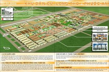 Bán nhanh lô đất HUD Nhơn Trạch, Đồng Nai, 100m2, giá 900 triệu thuộc TP mới Nhơn Trạch