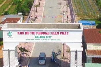 Tặng ngay 6 chỉ vàng SJC khi sở hữu lô đất dự án Phương Toàn Phát - Golden City, giá chỉ từ 739tr