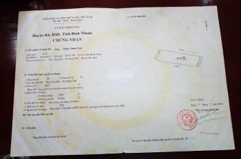 Cần bán đất xã Hồng Thái, Bắc Bình 6287m2, giá 440 triệu thích hợp mua để dành hoặc làm nông nghiệp