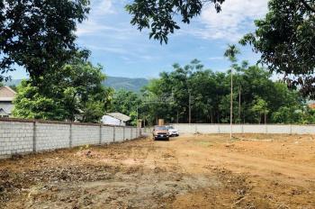Cần bán 9890m2 mặt đường gần 10m  đất thoải view núi đá rất đẹp tại Liên Sơn, Lương Sơn, Hoà Bình