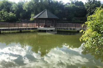 1,2ha khuôn viên hoàn thiện phù hợp nghỉ dưỡng cuối tuần cho gia đình tại Hoà Sơn, Lương Sơn