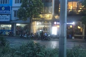Cho thuê tầng 2+3 Nguyễn Hoàng mặt đường Ngã Tư Lê Đức Thọ, gần BX Mỹ Đình làm VP (kho) 0886956222
